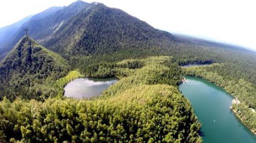 3 озера