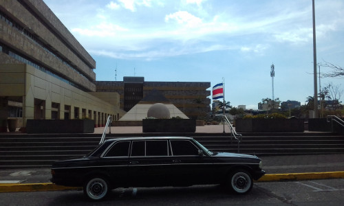 COSTA RICA The Supreme Court building in San Jos LIMO